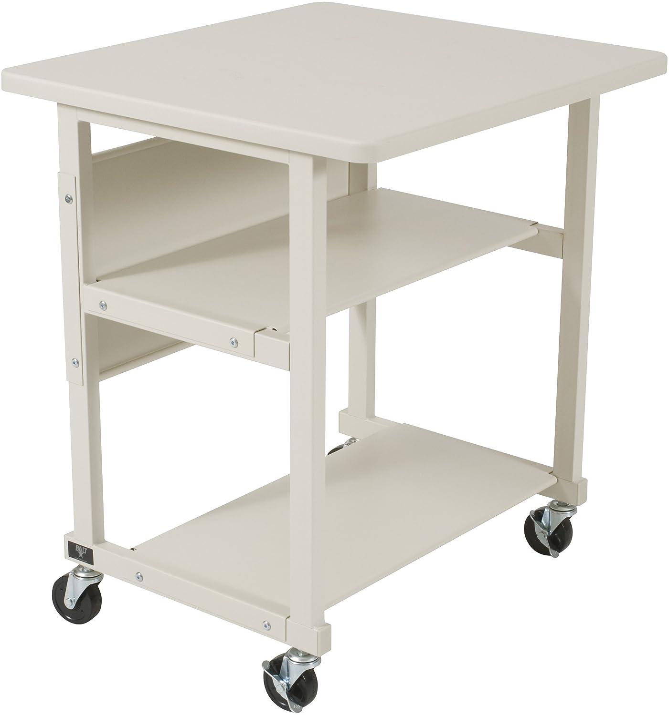 Amazon.com: BALT 22601 Heavy-Duty Mobile Printer Stand w/3 Shelves ...