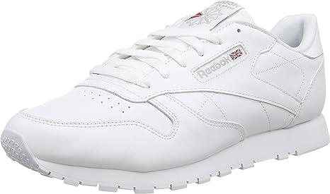 Reebok Cl Lthr - Zapatillas para Mujer: Reebok: Amazon.es: Zapatos y complementos