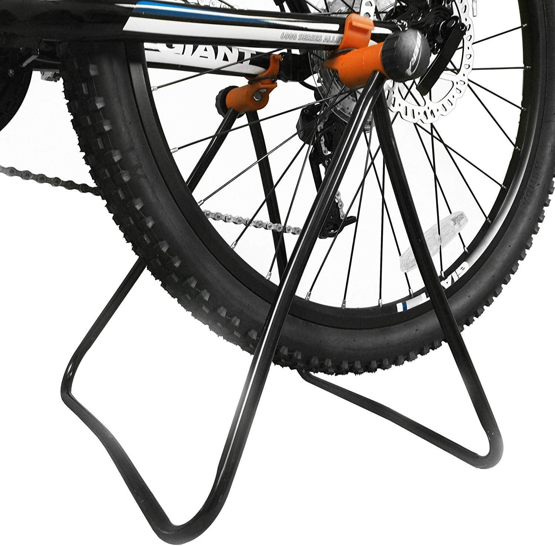Ibera Soporte De Bicicleta Uso Fácil, Altura Ajustable, Soporte Mecánico Plegable para Reparación Y para Almacenamiento De Bicicleta: Amazon.es: Deportes y aire libre