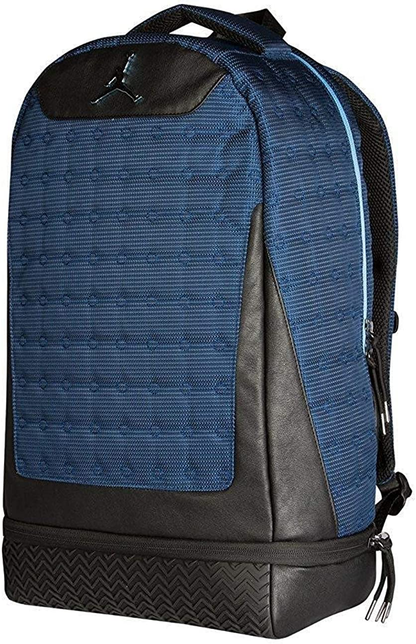 Nike Air Jordan Retro 13 Backpack Laptop Storage Shoe Pocket Bag