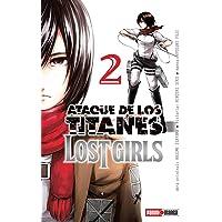 Ataque de los titanes: Lost girls Vol. 2