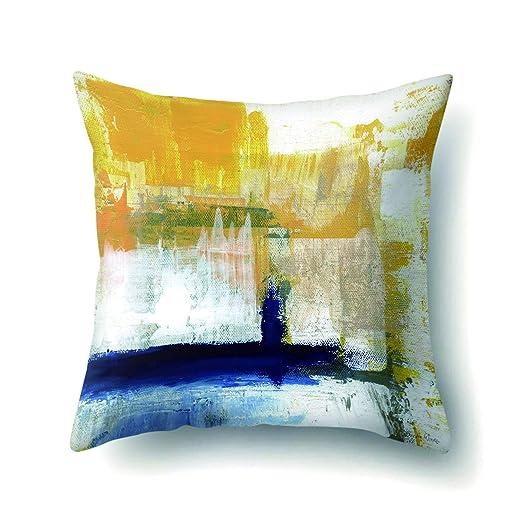 SimpleShow - Funda de Almohada Aterciopelada para sofá o ...
