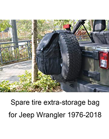 S AutoCare Tire Bags /& Seasonal Storage Tote Spare Tire Covers Pack of 4 Red,Fits 13 to 16 Tire Diameter Waterproof /& Sun Protectors