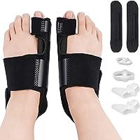 Xdtlty Bunion Corrector / Bunion Toe Separators, Orthopedic Bunion Splint ,Hammer Toe Straightenerfor Big Toe Pain…