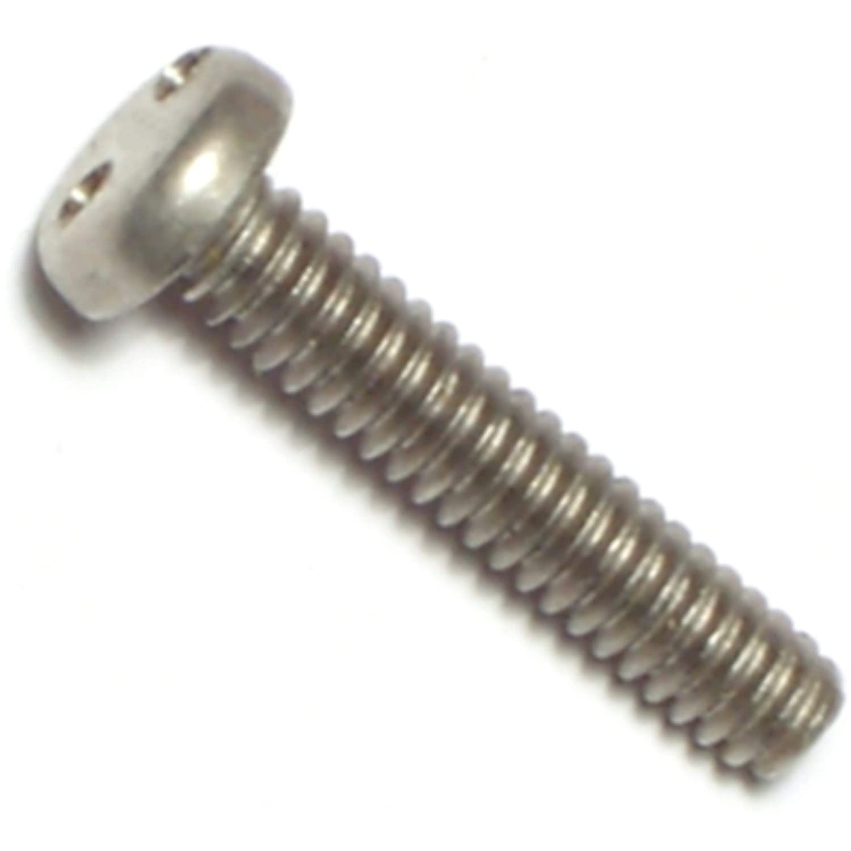 Hard-to-Find Fastener 014973207311 Spanner Security Pan Machine Screws Piece-8 10-24 x 1