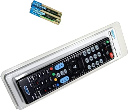 HQRP Mando a Distancia Universal para LG 42LF652V / 50LF652V / 55LF652V / 43UF640V / 49UF640V / 40UF671V Televisor UHD (4K) con Smart TV: Amazon.es: Electrónica