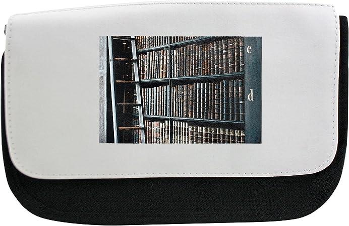 Estantería para libros, antiguo, Biblioteca, viejos libros estuche, maquillaje bolsa, Multibag: Amazon.es: Hogar