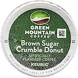 Green Mountain Coffee Brown Sugar Crumble Donut - 18 ct