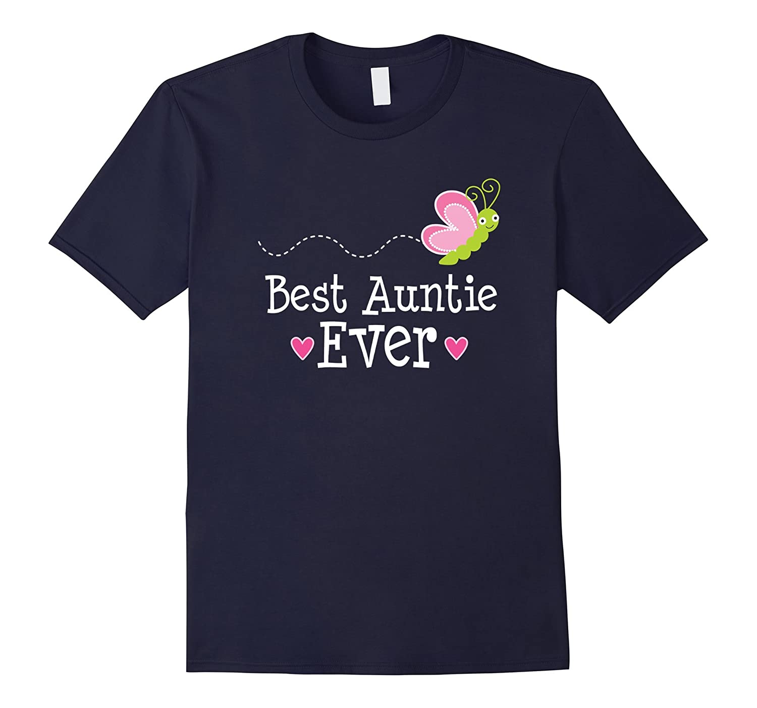 Best Auntie Ever T-shirt Gift For Aunt-Art