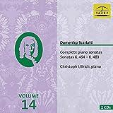 Scarlatti-Piano Sonatas K 454-483