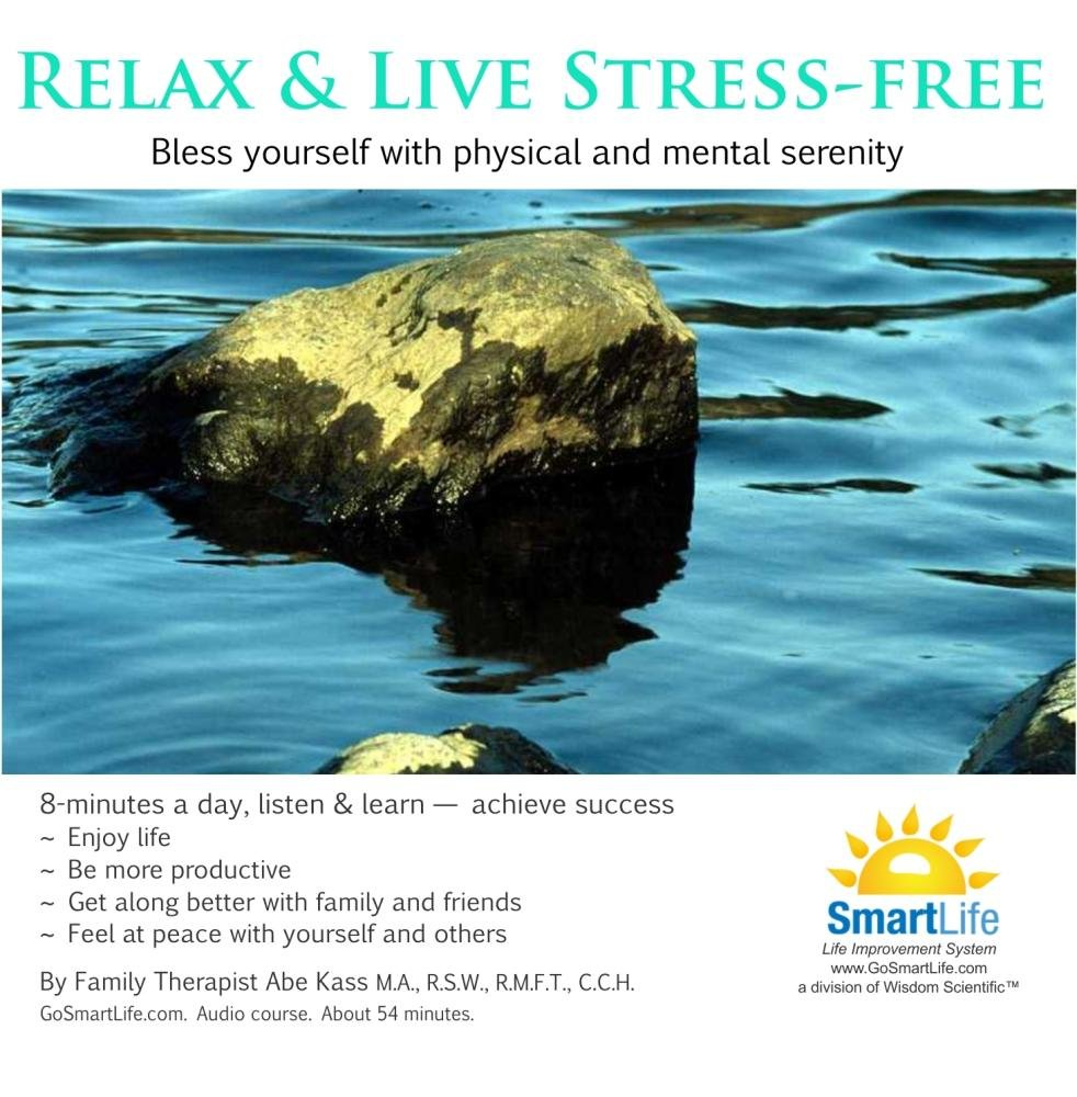 Relax and Live Stress-Free by SmartLife