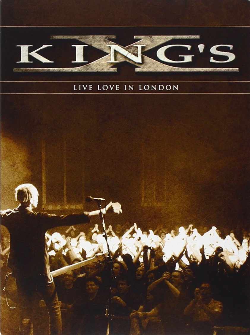 Live Love In London (DVD/2CD)