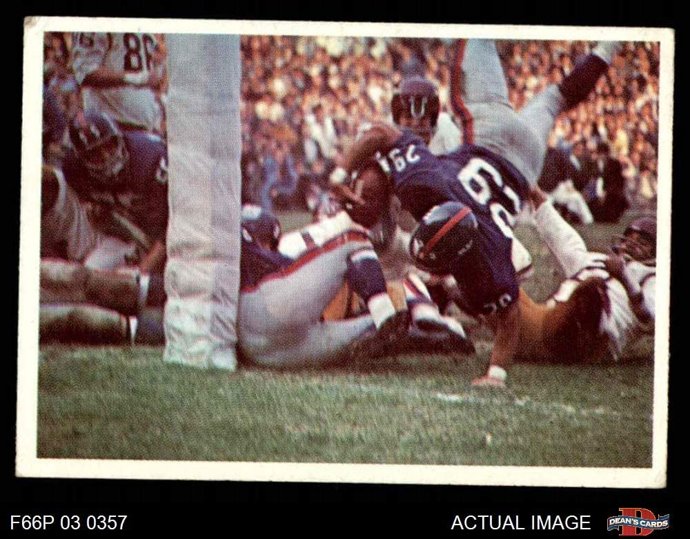 Amazon.com: 1966 Philadelphia # 130 New York Giants Chuck Mercein ...