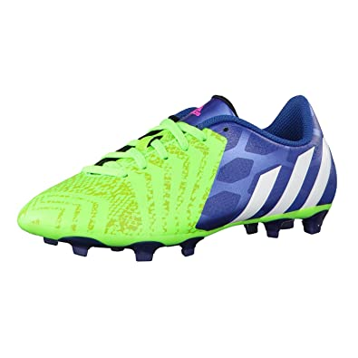 wholesale dealer 10f39 37bbd adidas - Predito Instinct FG J - M20162 - Color  Green-Blue-White