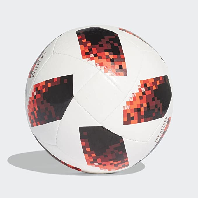 PALLONE FIFA WORLD CUP KNOCKOUT TOP GLIDER REPLICA CW4684: Amazon ...