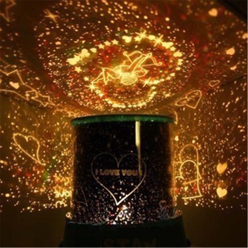Interesting® LED Cosmos estrella Maestro Sky Starry Night Light ...