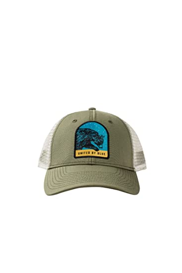 Amazon.com  United By Blue - Great Bear Trucker Hat  Sports   Outdoors a86ac0752ac
