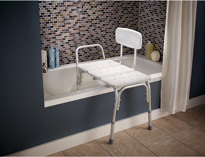 Amazon.com: Delta DF565 bañera Seguridad Banco de ...