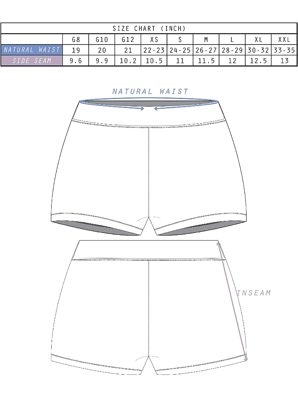 Veva by Very Vary Big Girls Cherry Jubilee Mini Tie-Dye Shorts 8-12