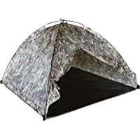 Kombat UK Lightweight Play Kids' Outdoor Dome Tent available in British Terrain Pattern - 3 Persons