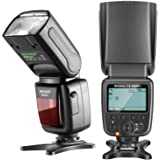 Neewer NW-561 Flash Speedlite for Canon Nikon Panasonic Olympus Pentax Fijifilm DSLR Mirrorless Cameras and Sony Camera…