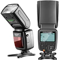 Neewer NW561 LCD Display Flash Speedlite for Canon Nikon Panasonic Olympus Pentax Fujifilm and Sony with Mi Hot Shoe…
