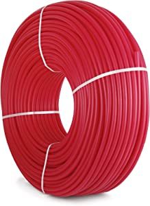 LOVSHARE 1000FT PEX Tubing EVOH PEX Plumbing O2 Oxygen Barrier Plumbing Cold and Hot Water Tubing (1000FT)
