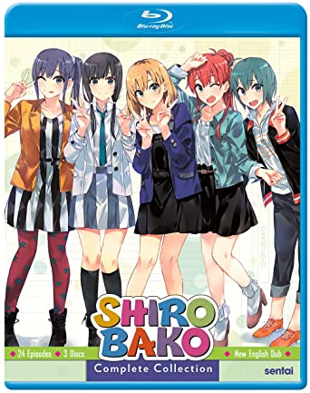 Amazon.com: Shirobako [Blu-ray]: Mizushima, Tsutomu: Movies & TV