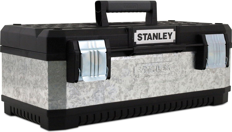 Advanced caja de herramientas Stanley de Metal galvanizado ...