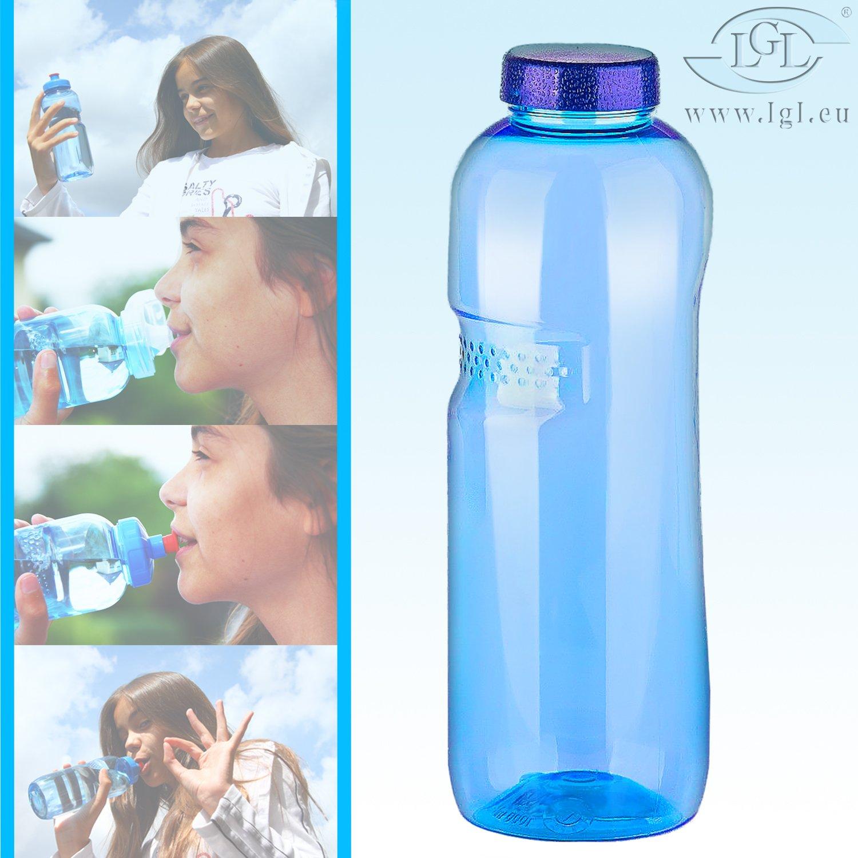 Borraccia 1, 0 litri di acqua filtrata