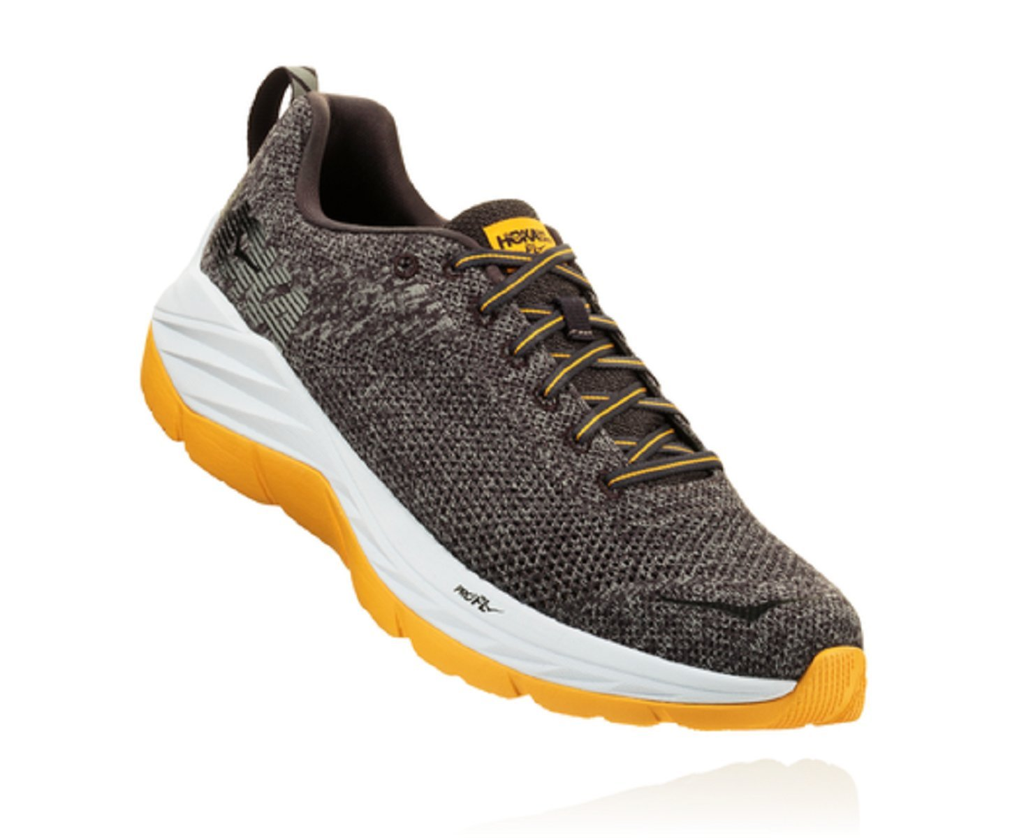Hoka One - Zapatillas de Running de Sintético para Hombre Nine Iron/Alloy 47 1/3 EU|'Nine Iron/Alloy'