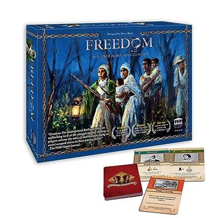 Amazon.com: Libertad – la Underground Railroad W/última ...