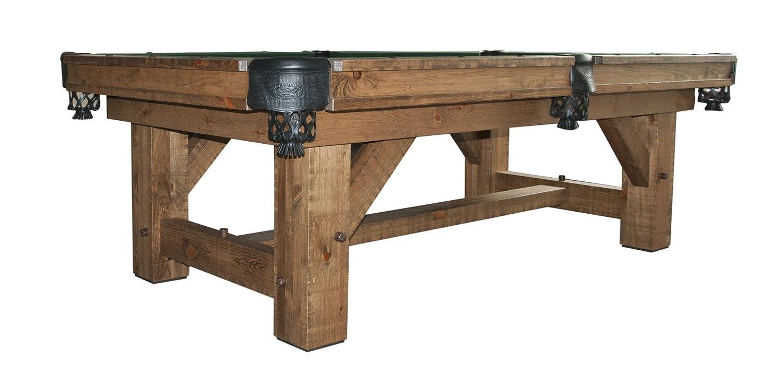 【ビリヤード台】オルハウゼンラスティックシリーズ Timber Ridge(7フィート) B07C4V53HM