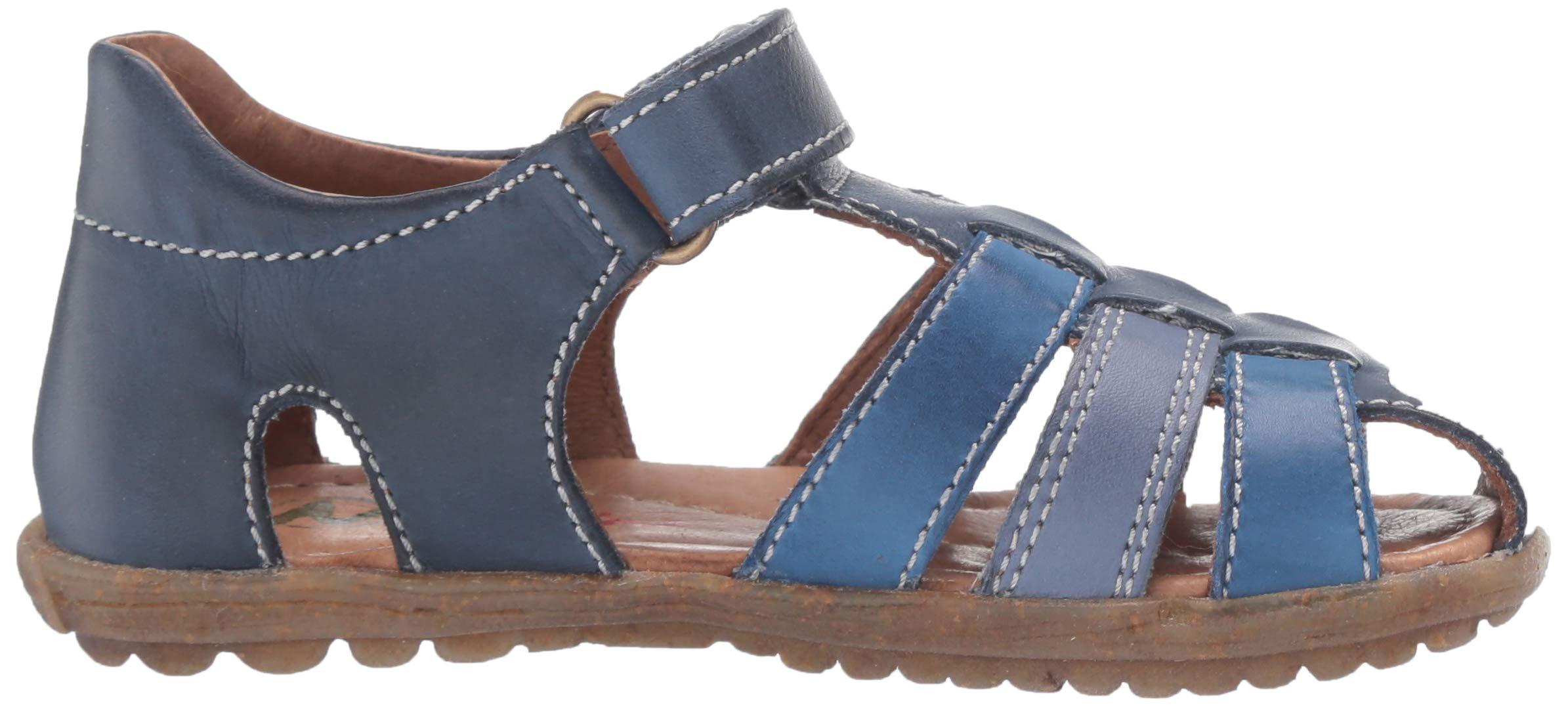 Naturino Boys See Gladiator Sandals, Multicolour (Navy/Azzurro/Celeste 1c53), 7 UK 7UK Child by Naturino (Image #7)