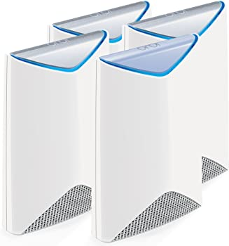 4-Pk. Netgear Orbi AC3000 Tri-band Wireless Access Point