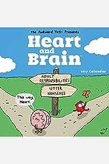 Heart and Brain 2017 Wall Calendar Calendar
