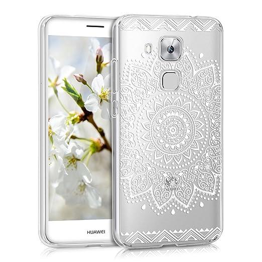 4 opinioni per kwmobile Cover per Huawei Nova Plus- Custodia in silicone TPU- Back case