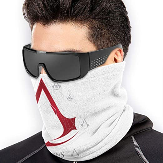 Amazon Com Assassin S Creed Seamless Face Mask Bandanas For