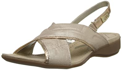 Factory Outlet Womens Sandals Anne Klein Hida Pewter/Pewter Fabric