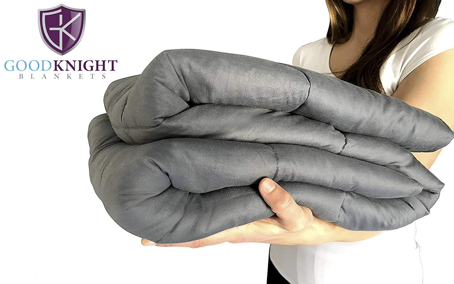 """Good Knight Weighted Blanket 