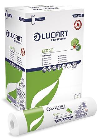 Lucart professional 870096 toallas de Examens, Eco 50
