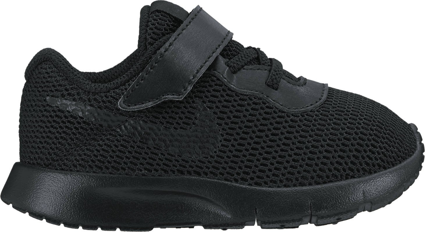 NIKE Toddler Boy's Tanjun Shoe Black/Black 9C