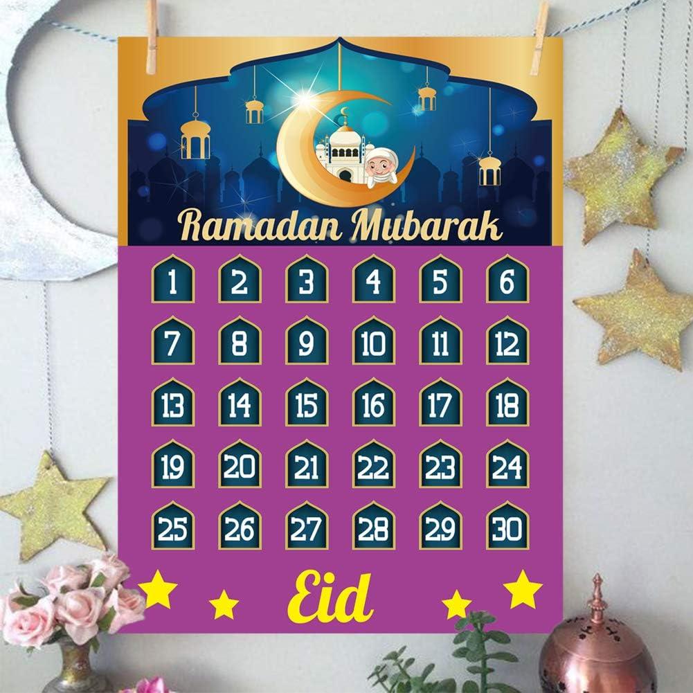 Funnlot Eid Calendar Countdown Calendar 2021 Ramadan ...