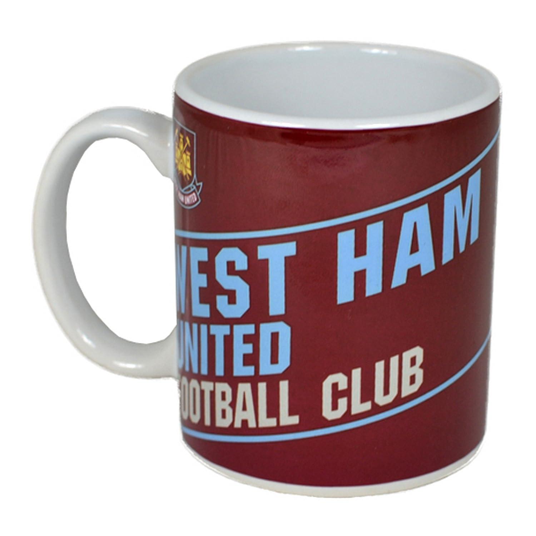 29349ece866d West Ham Established Mug - One Size  Amazon.co.uk  Kitchen   Home