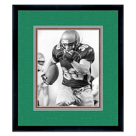 Amazon.com: Philadelphia Eagles Black Wood Frame For a 8x10 Photo ...