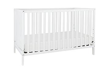 union 3in1 convertible crib white