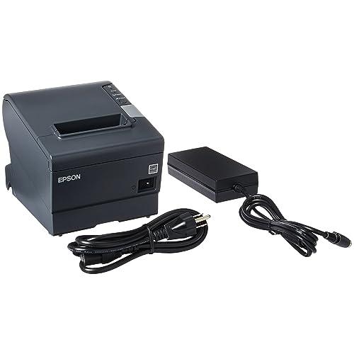 epson tm t88v thermal receipt printer usbserialps180 power supply