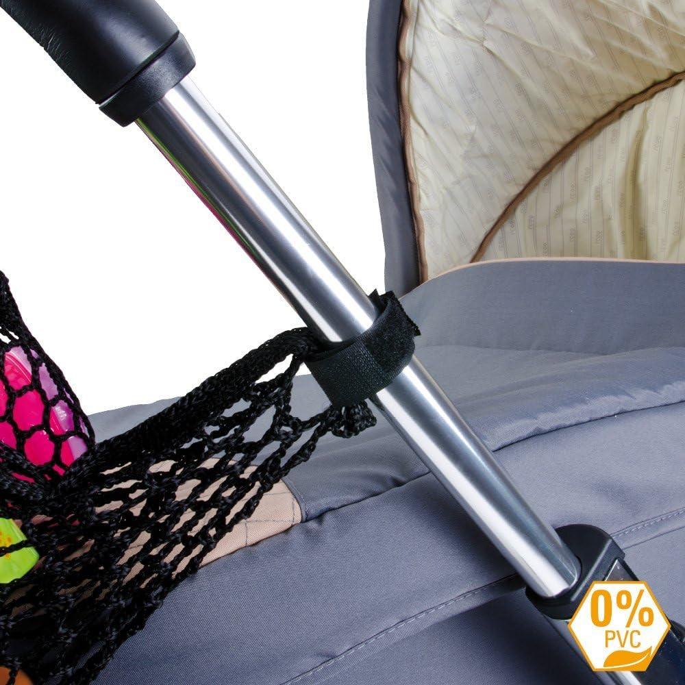 Diago UK Universal Stroller Pram Shopping Net Black