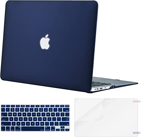 """A1466 Keyboard Skin For Macbook Air 13/"""" A1369 Hard Case Cover Plastic Shell"""