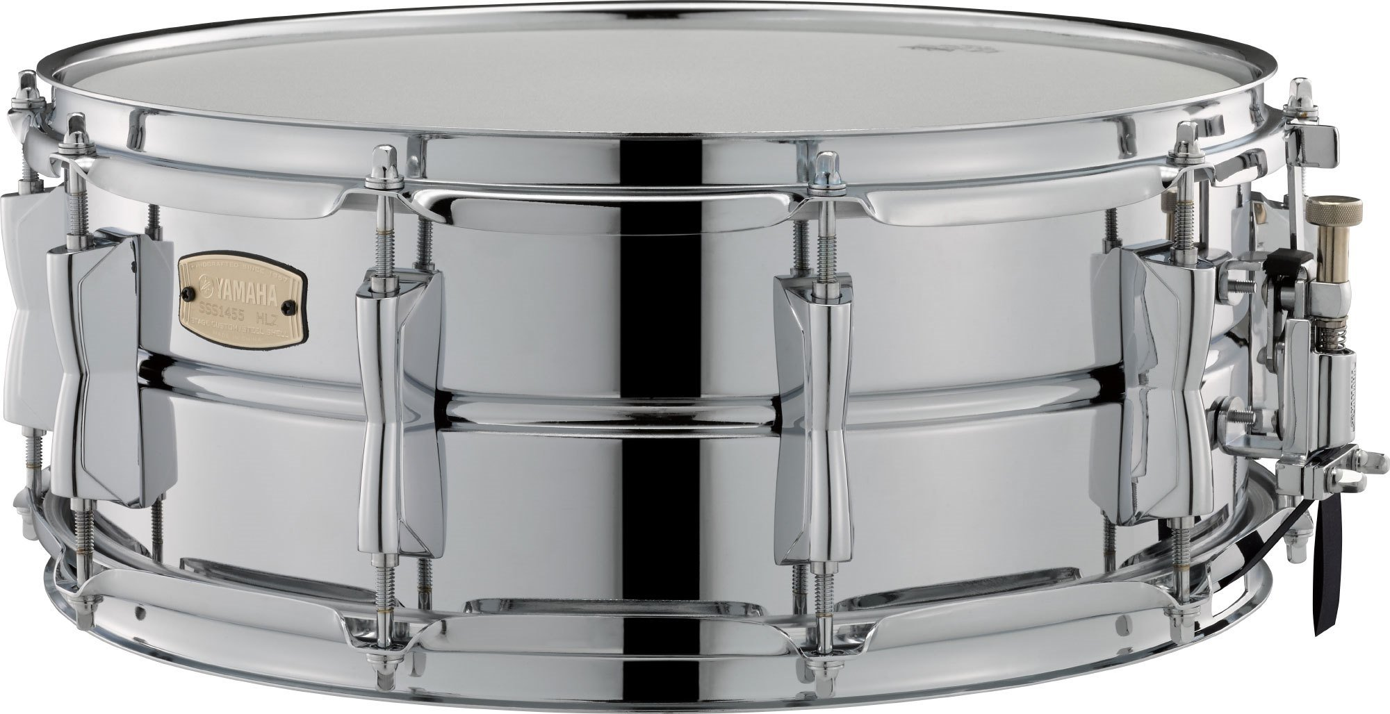 Yamaha Stage Custom Steel Snare Drum (SSS-1455)